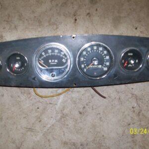 gauge panel