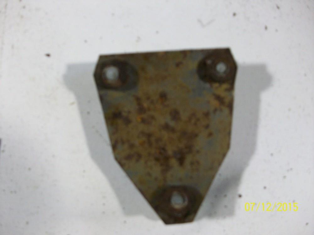 61 71 Mirror Inner Bolt Plate 171 1961 1971 Dodge Sweptline