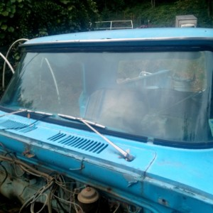 61-71 windshield