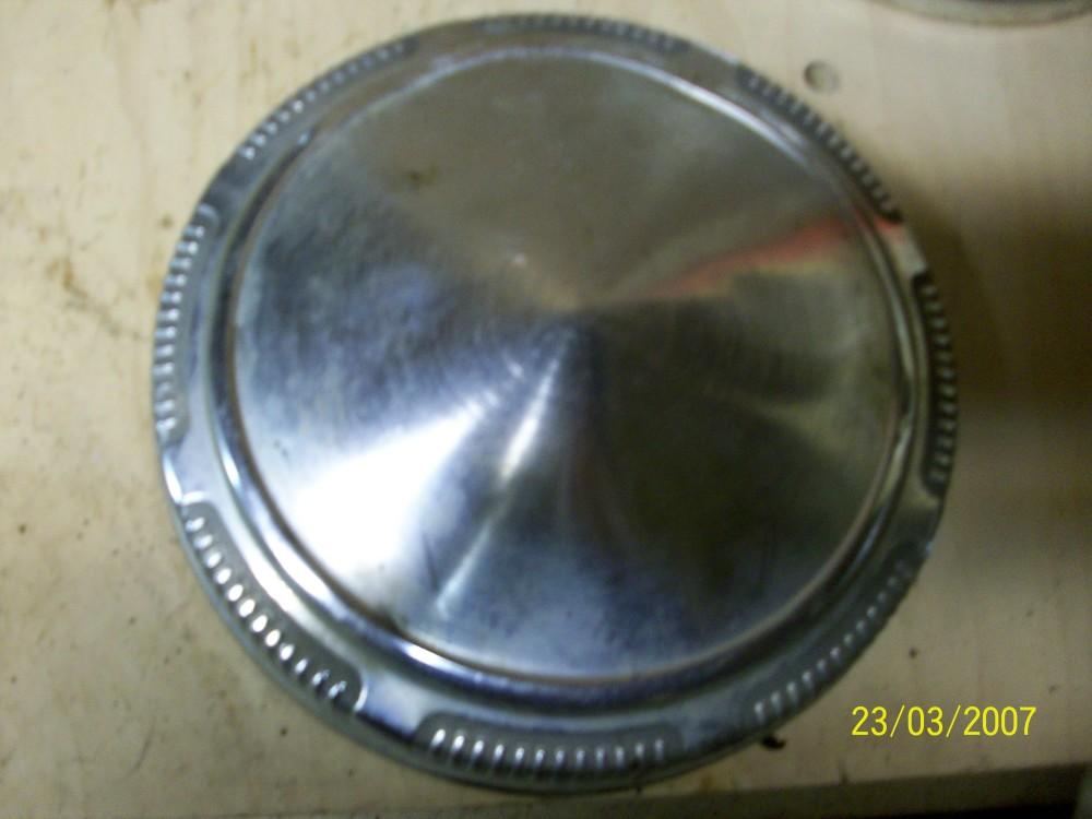 8 3 4 Inch Dog Dish Hub Caps Set Of 4 171 1961 1971 Dodge